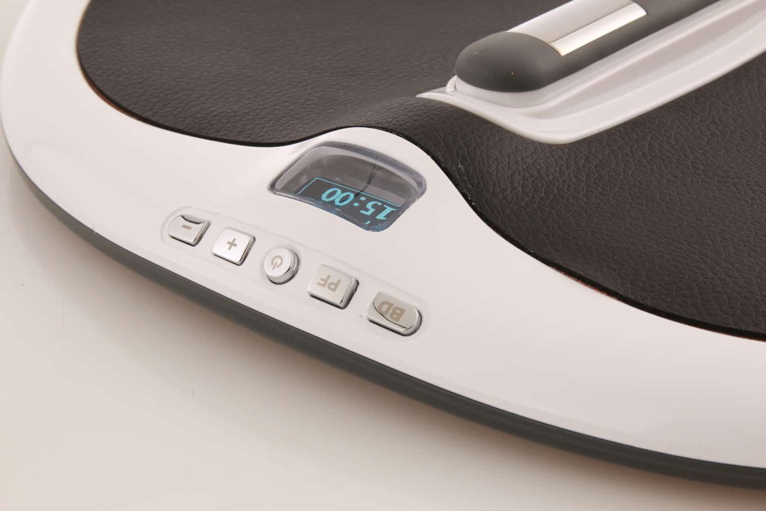 מכשיר אגן בריא לשימוש ביתי. מתיישבים, מתרגלים ומחזקים את שרירי רצפת האגן